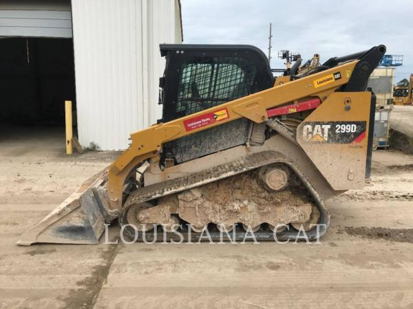 Detail photo of 2018 Caterpillar 299D2 from Construction Equipment Guide