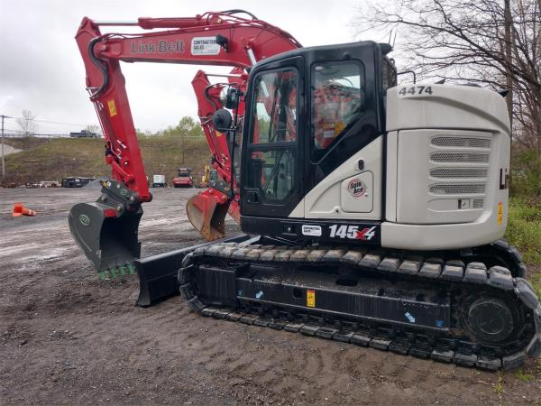 Detail photo of 2020 Link-Belt 145X4 from Construction Equipment Guide
