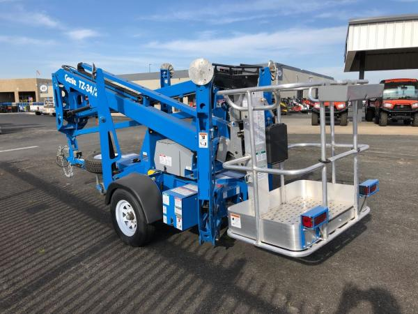 Detail photo of 2020 Genie TZ-34/20 from Construction Equipment Guide