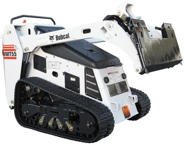 Detail photo of 2020 Bobcat MT55 from Construction Equipment Guide