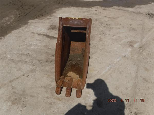 Detail photo of  Wain Roy 12 IN. DIGGING BUCKET from Construction Equipment Guide
