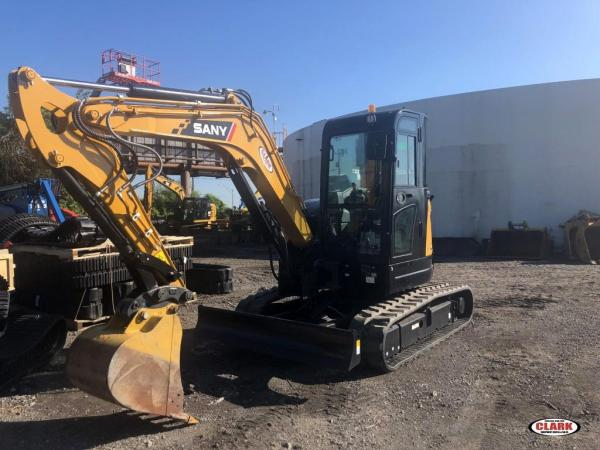 Detail photo of 2019 Sany SY50U from Construction Equipment Guide