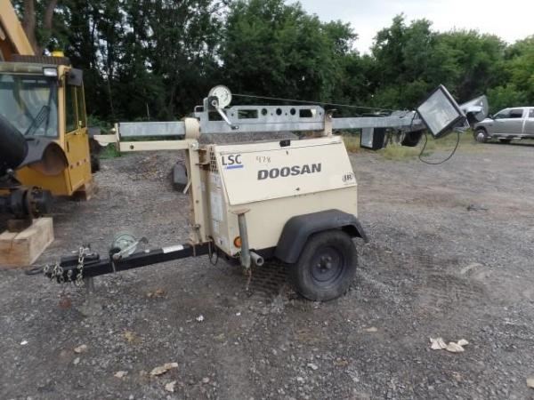 Detail photo of 2012 Doosan Portable Power LSC60HZT4F from Construction Equipment Guide