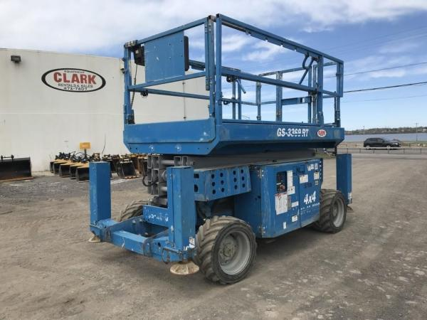 Detail photo of 2013 Genie GS-3369 RT from Construction Equipment Guide