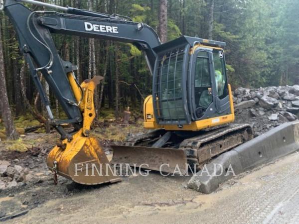Detail photo of 2013 John Deere 75D from Construction Equipment Guide