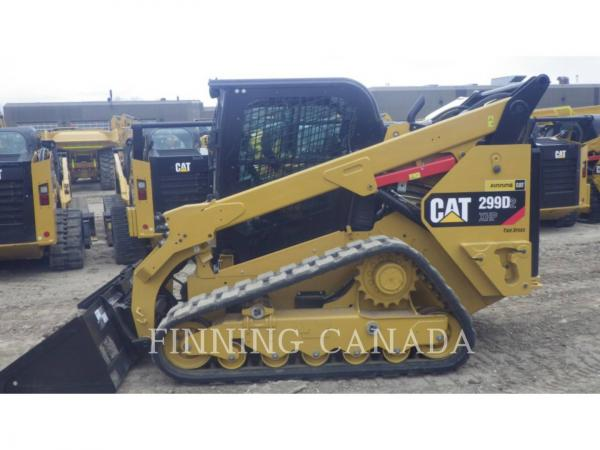 Detail photo of 2019 Caterpillar 299D from Construction Equipment Guide