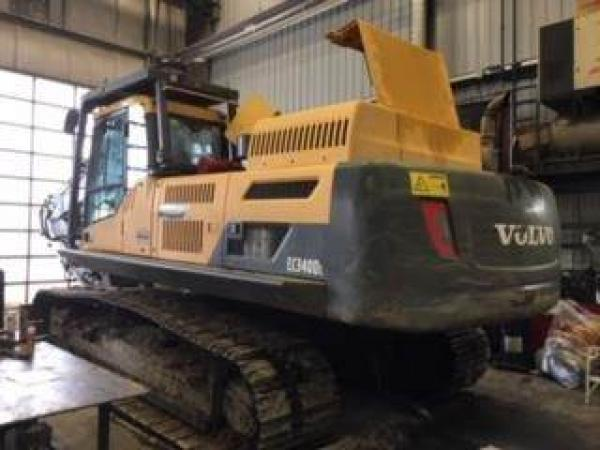 Detail photo of 2013 Volvo EC340DL from Construction Equipment Guide