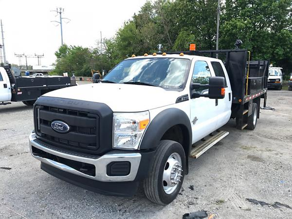 Detail photo of 2015 Ford F-550 4X4 from Construction Equipment Guide