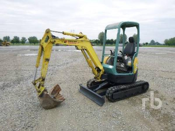 Detail photo of 2009 Yanmar VIO20 from Construction Equipment Guide