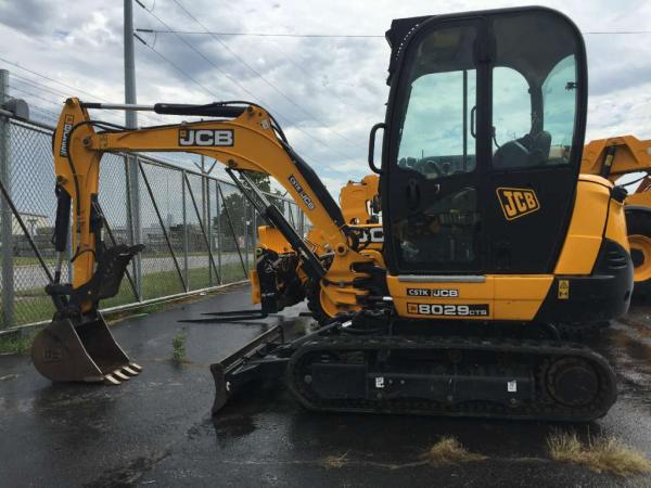 Detail photo of 2015 JCB 8029 CTS from Construction Equipment Guide
