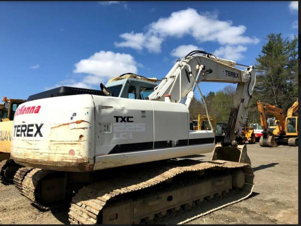 Detail photo of 2006 Terex TXC 225LC-1 from Construction Equipment Guide