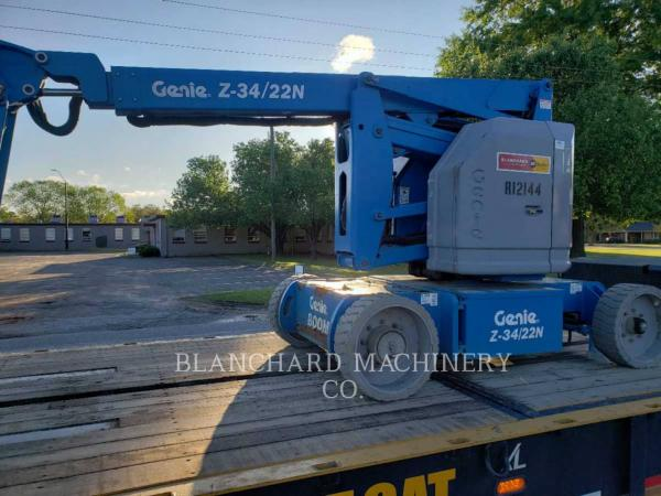 Detail photo of 2013 Genie Z34 from Construction Equipment Guide
