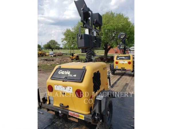 Detail photo of 2015 Genie LIGHTTOWER from Construction Equipment Guide