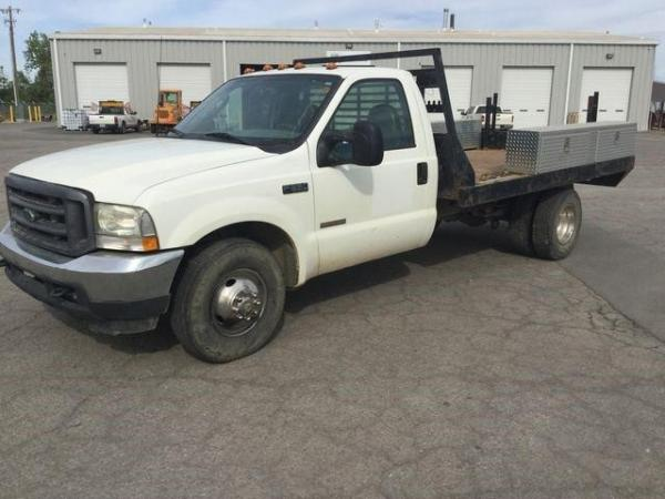 Detail photo of 2003 Ford F-350 from Construction Equipment Guide