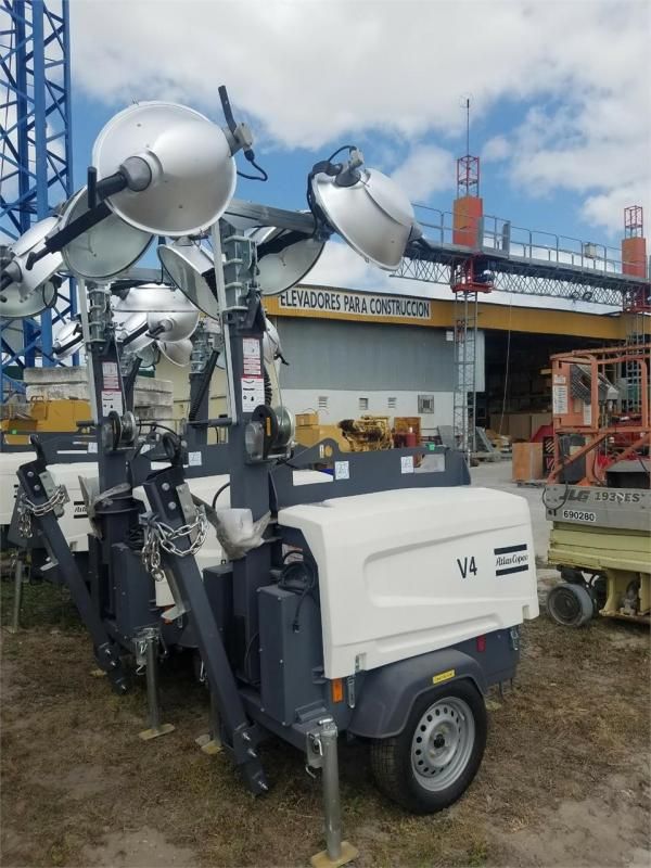 Detail photo of 2018 Atlas Copco HILIGHT V4 from Construction Equipment Guide