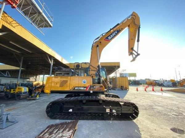 Detail photo of 2019 Sany SY215C LC from Construction Equipment Guide