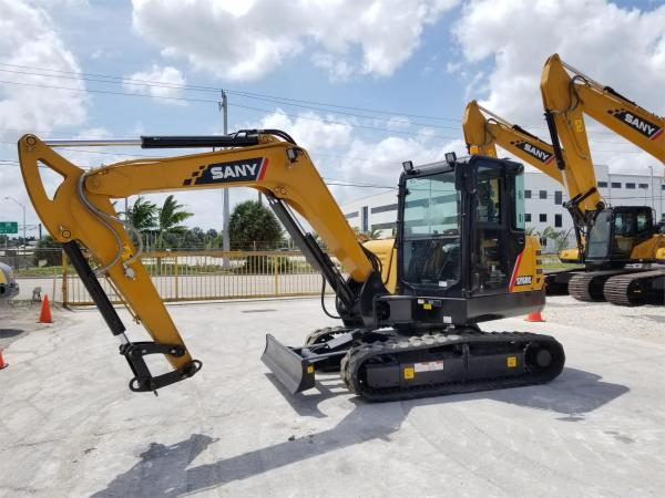 Detail photo of 2020 Sany SY60C from Construction Equipment Guide
