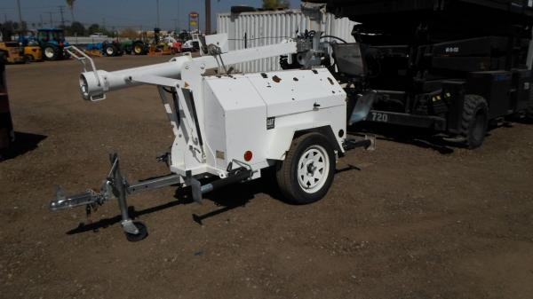 Detail photo of 2008 ALLIGHT NIGHTSHIFTER 4000 from Construction Equipment Guide