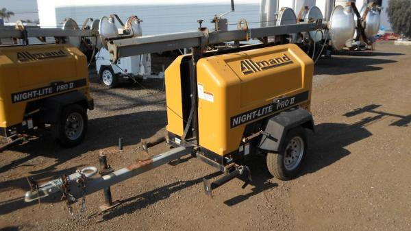 Detail photo of 2013 Allmand NIGHT-LITE PRO II from Construction Equipment Guide