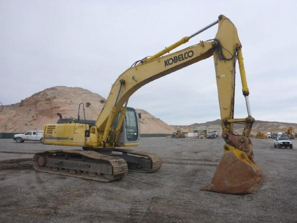 Detail photo of 2006 Kobelco SK250 from Construction Equipment Guide