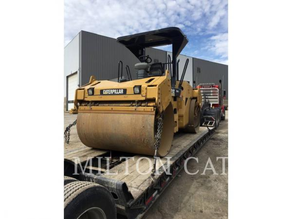 Detail photo of 2007 Caterpillar CB534D XW from Construction Equipment Guide