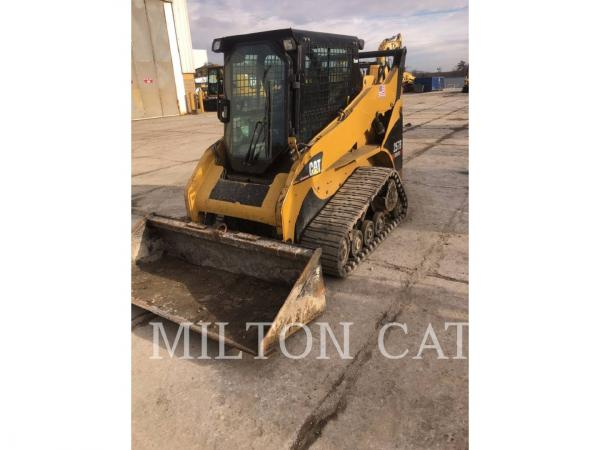 Detail photo of 2005 Caterpillar 257B from Construction Equipment Guide