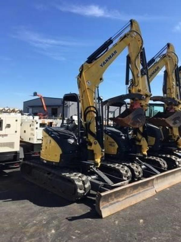Detail photo of 2016 Yanmar VIO55 from Construction Equipment Guide