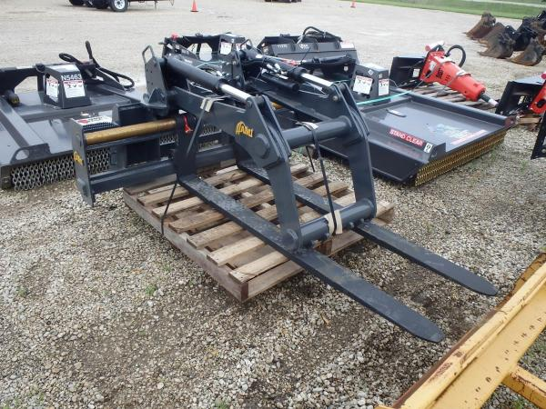 Detail photo of 2018 AMI RIG MAT GRAPPLE from Construction Equipment Guide