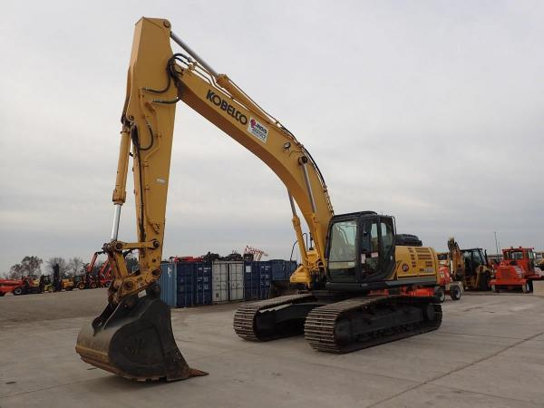 Detail photo of 2014 Kobelco SK350 LC from Construction Equipment Guide
