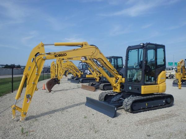 Detail photo of 2019 Kobelco SK55SRX-6E from Construction Equipment Guide