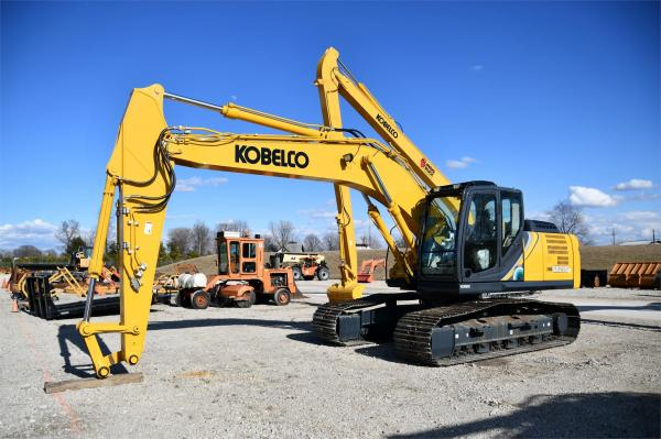 Detail photo of 2020 Kobelco SK210 LC-10 from Construction Equipment Guide