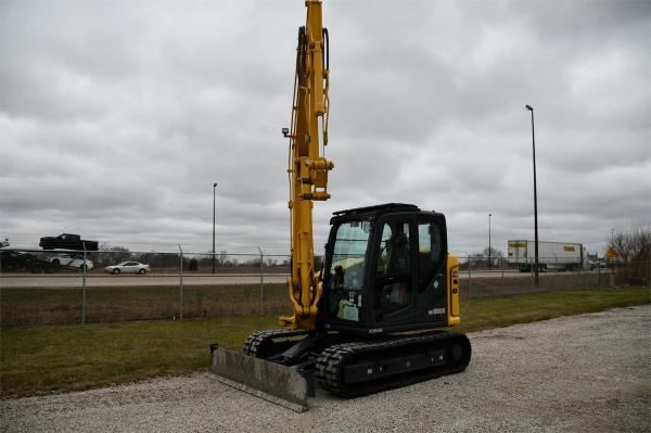 Detail photo of 2020 Kobelco SK85CS-7 from Construction Equipment Guide