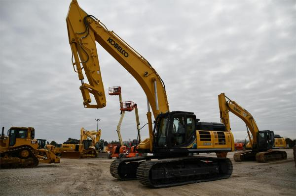 Detail photo of 2020 Kobelco SK500 LC-10 from Construction Equipment Guide
