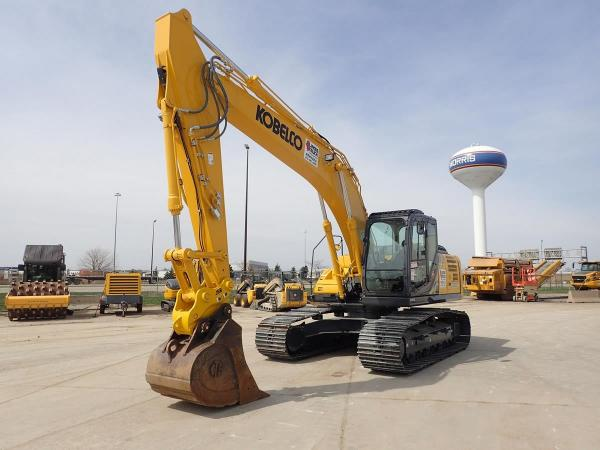 Detail photo of 2018 Kobelco SK210 LC-9 from Construction Equipment Guide