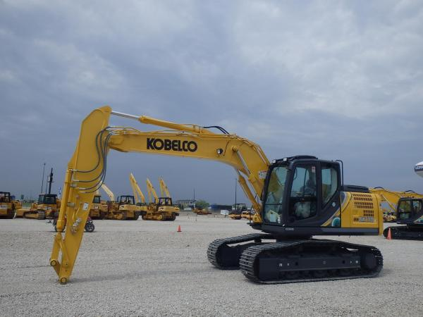 Detail photo of 2018 Kobelco SK170 LC-10 from Construction Equipment Guide