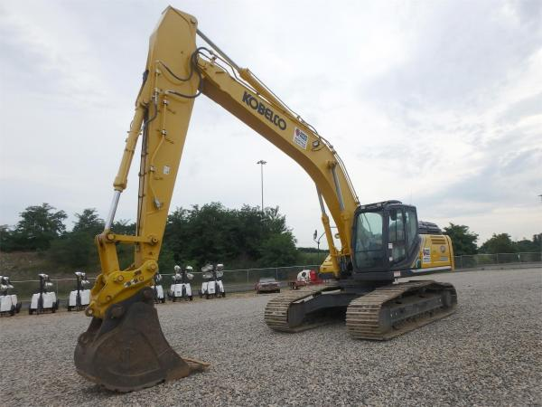 Detail photo of 2018 Kobelco SK300 LC-10 from Construction Equipment Guide