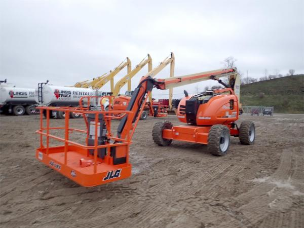 Detail photo of 2019 JLG 600AJ from Construction Equipment Guide