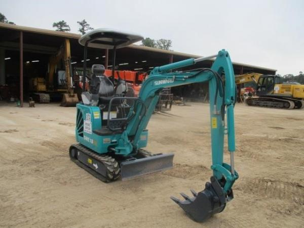 Detail photo of 2016 SUNWARD SWE18FU from Construction Equipment Guide