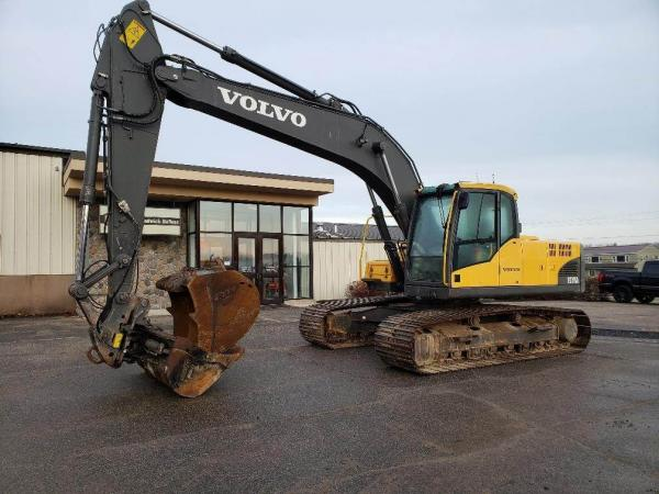 Detail photo of 2012 Volvo EC210CL from Construction Equipment Guide