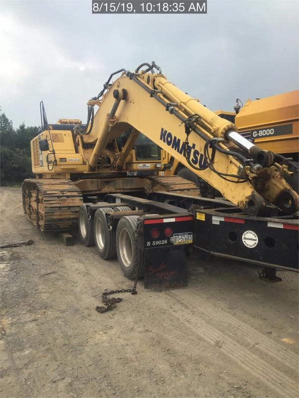 Detail photo of 2014 Komatsu PC650LC-8 from Construction Equipment Guide