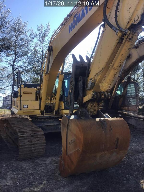 Detail photo of  Komatsu PC290LC-10 from Construction Equipment Guide