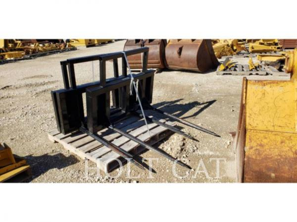 Detail photo of  Caterpillar FORKS from Construction Equipment Guide