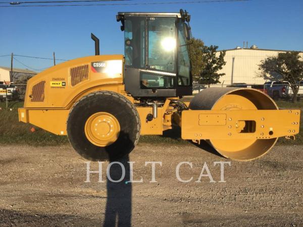 Detail photo of 2016 Caterpillar CS56B LOOK from Construction Equipment Guide