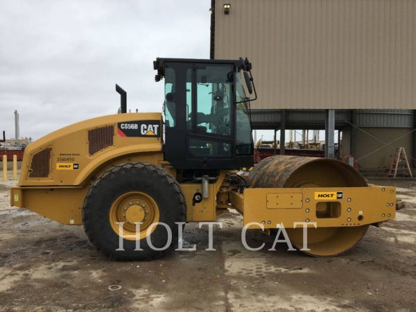 Detail photo of 2017 Caterpillar CS56B LOOK from Construction Equipment Guide