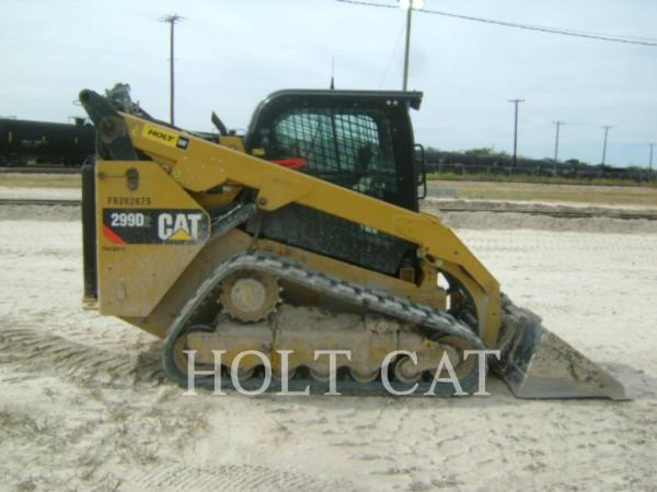 Detail photo of 2017 Caterpillar 299D from Construction Equipment Guide