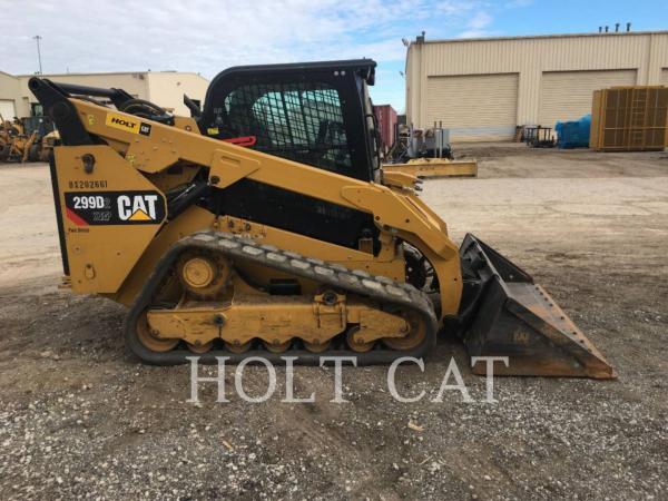 Detail photo of 2018 Caterpillar 299D XHP from Construction Equipment Guide