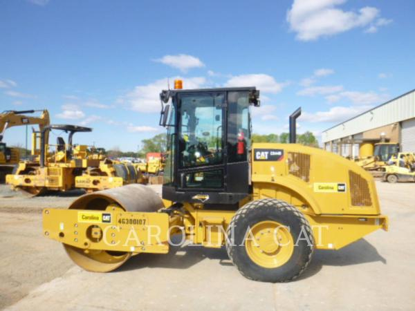 Detail photo of 2017 Caterpillar CS44B CB from Construction Equipment Guide