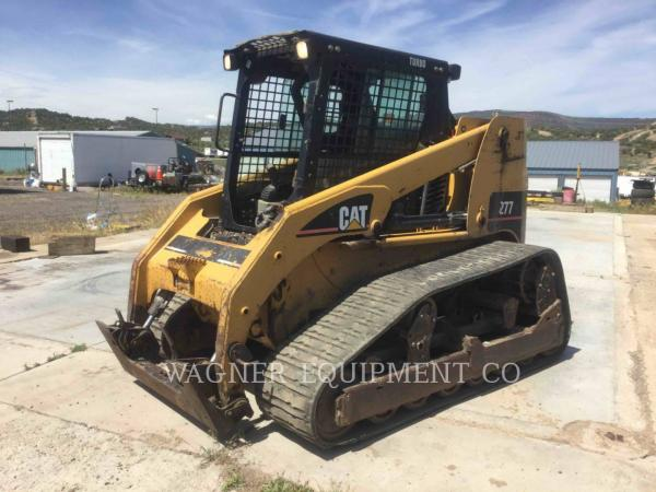 Detail photo of 2003 Caterpillar 277 from Construction Equipment Guide