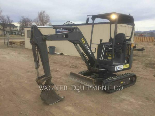Detail photo of 2013 Volvo EC20C from Construction Equipment Guide