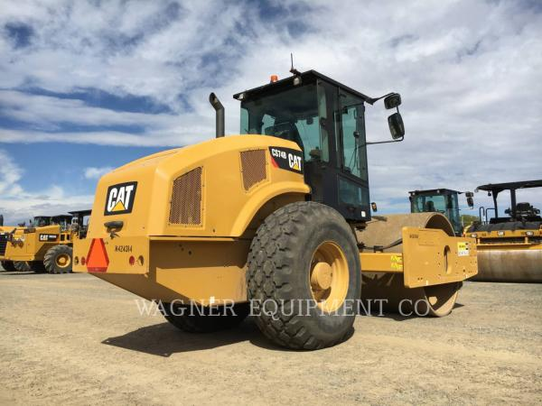 Detail photo of 2012 Caterpillar CS74B from Construction Equipment Guide